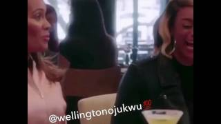 Butt leakage from unhealed booty jobs on love and hiphop set thumbnail