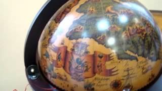 Глобус бар со столиком Zoffoli(http://www.telegraf-spb.ru/product/globus-bar-so-stolikom_34/ Глобус бар со столиком - это выполненное в виде географического глобуса..., 2013-08-13T11:42:39.000Z)