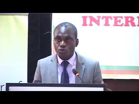 The African Court 10th International Symposium 21-22 November 2016 - President Speech