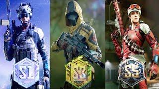 Call of Duty Mobile - Battle Pass Evolution Season 1 to Season 10 |  1 YEAR ANNIVERSARY COD MOBILE