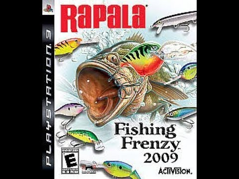 The Manuals Wrong! -Rapala Fishing Frenzy (PS3)