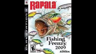 The manuals wrong! -Rapala Fishing Frenzy (PS3)