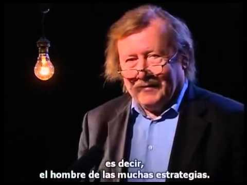 Alexander Kluge conversa con Peter Sloterdijk