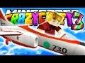 Minecraft Crazy Craft 3.0: JET PLANES! (Minecraft Helicopter & Jet Mod)! #39