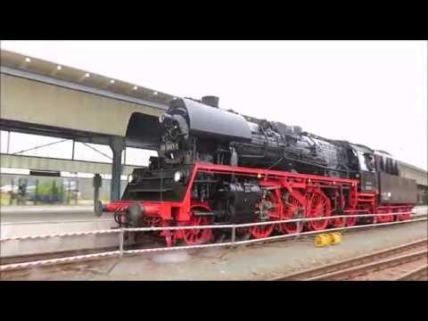Mein Eisenbahn-September (mit PRESS, HSL, Raildox, ITL, DB)