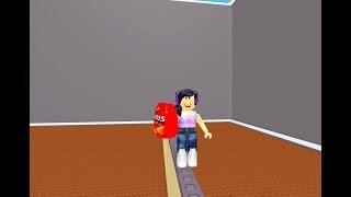 ROBLOX-Il pavimento è lava e il più pazzo Doritos (il pavimento è Lava 2)