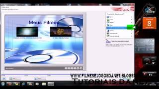 Como Fazer um DVD com Menu pelo nero 7