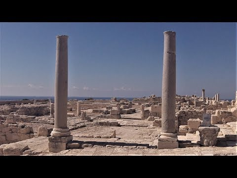 The Ancient City-State  Of Kourion In Cyprus (2017)