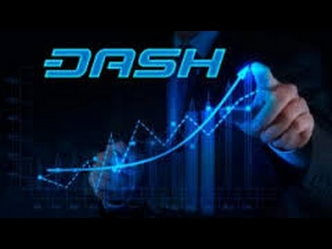 DASH is Up! Silver Gold and Stocks Down?