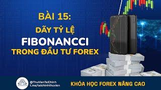 Bài 15: Dãy Tỷ Lệ Fibonacci Trong Đầu Tư Forex   Khóa Học Forex Nâng Cao   Học Forex Online