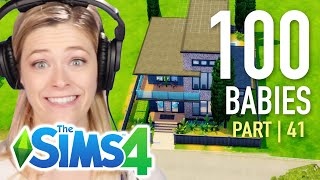 Single Girl Picks A Fan-Made Home For Her Babies In The Sims 4 | Part 41