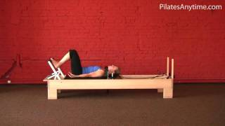 Amy Haven - Reformer Pilates Workout - Intermediate - Trailer - Class # 533