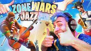 CHRISTMAS JAZZ & ZONE WARS! W/ Reverse2k - Fortnite Battle Royale
