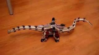 Zoids Seismosaurus