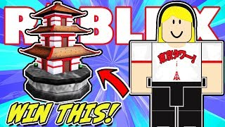 [TOY CODE] WIN THE HAI MAJIDE HAT | Roblox Action Series 5 Toy - World Expedition: Tokyo Tourist