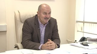 Станислав Черчесов  главное, чтобы команда была нацелена на результат