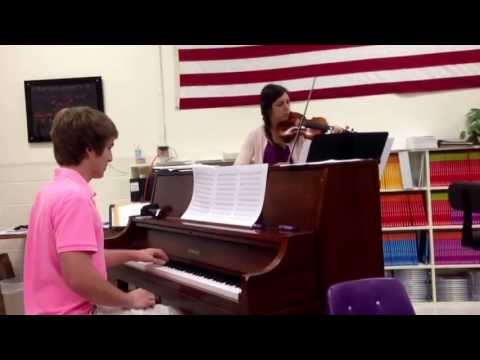 Paul Messman's 2013 AP Music Theory Composition