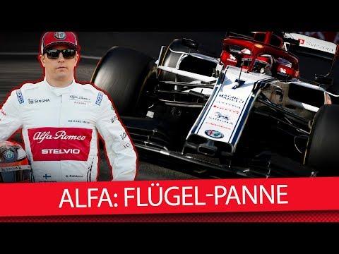 Warum wurde Kimi Räikkönen disqualifiziert? - Formel 1 2019 (News)
