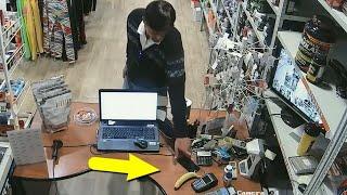 как воруют телефоны в магазине! ТОП 5 случаев воровства и подмены телефонов в магазине