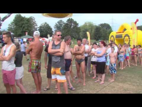 Der ANTENNE VORARLBERG - Badespaß 2015 im Rheinauen in Hohenems Video1
