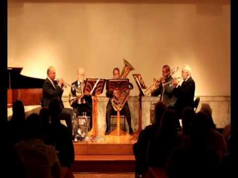 SD Brass Quintet - Dance