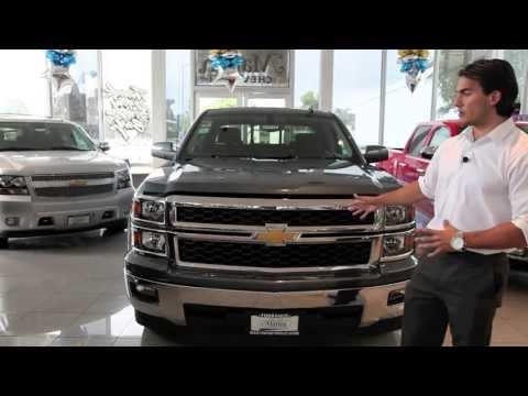 2014 Silverado Promo at Martin Chevrolet