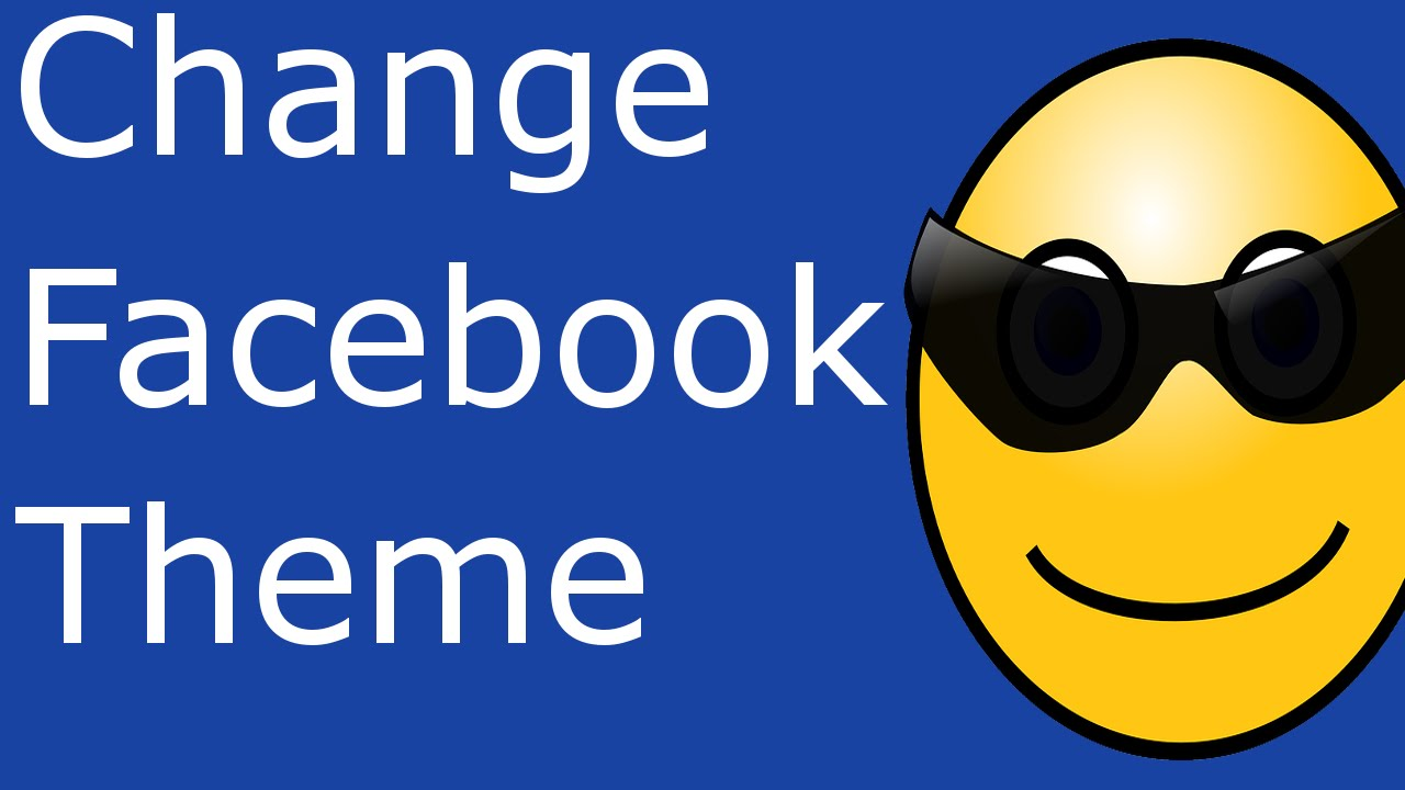 changing facebook theme in google chrome change facebook theme