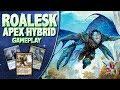 Jolt - Commander - Roalesk, Apex Hybrid vs Grand Arbiter/Muldrotha/Ephara