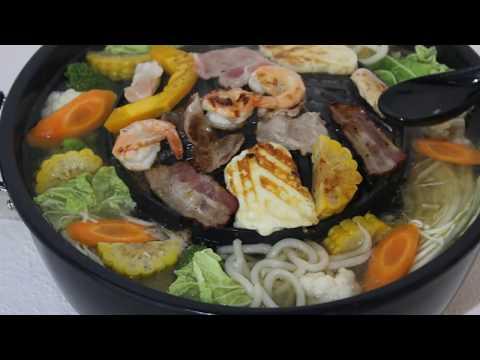 Thai BBQ & Hot Pot in einem