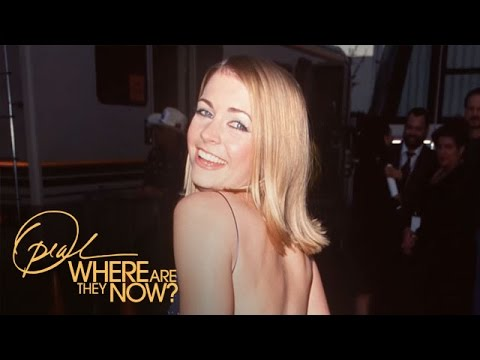 Melissa Joan Hart's Wild Night at the Playboy Mansion | Where Are They Now | Oprah Winfrey Network