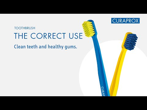 TOOTHBRUSH CS 5460 - THE CORRECT USE (Instructional CS 5460 EN)