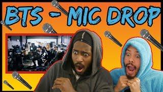 BTS (방탄소년단) 'MIC Drop (Steve Aoki Remix)' Official MV REACTION | DANCERS REACT TO BTS MIC DROP DANCE