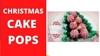 cake pop tutorial