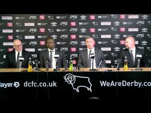 PRESS CONFERENCE | Nigel Pearson Unveiled To Media