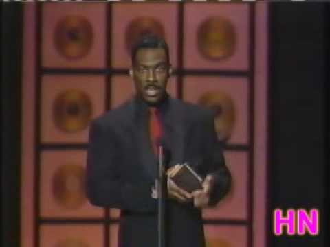 Michael Jackson accepts AMAs Award Of Achievement in 1989 Part I