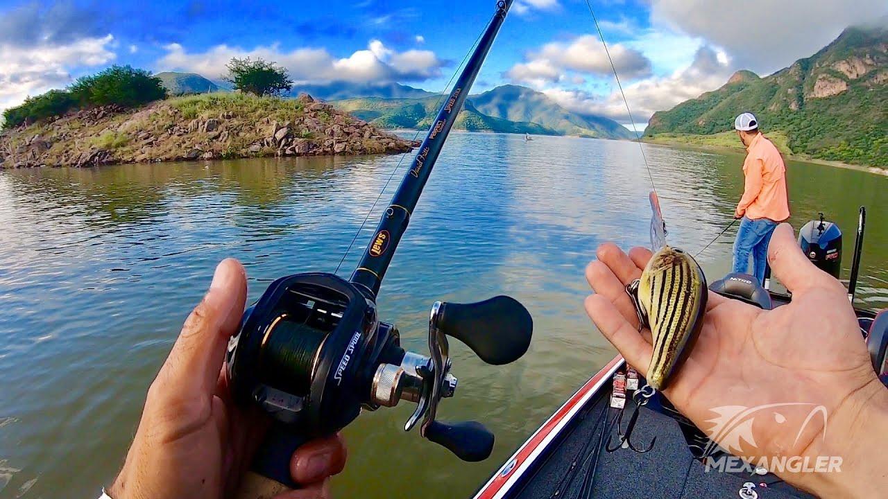 COMO pescar en lagos PROFUNDOS! | Técnicas comprobadas