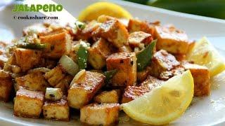 Crispy and Spicy Tofu - 200 Calories Per Serving