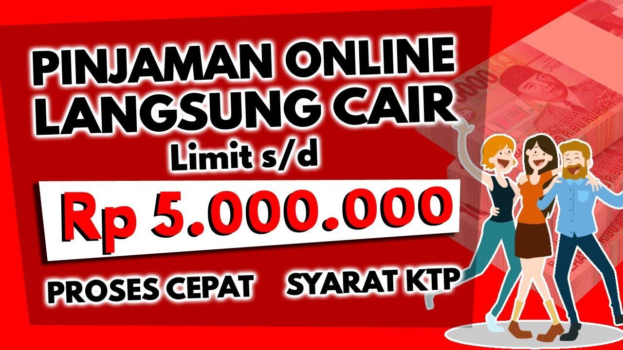 Pinjaman Online Cepat Cair 2020 Syarat Ktp Youtube