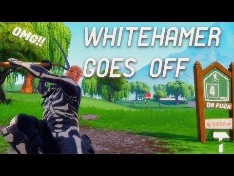 WHITEHAMER17 Goes Off in This Fortnite Edit