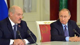 Путин позвонил Лукашенко. Президенты обсудили задержание россиян в Беларуси