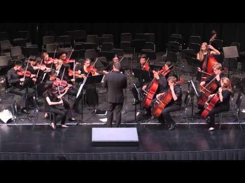 Concord Carlisle High School Orchestra, June 3, 2015