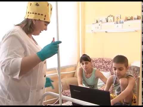УЗИ-навигатор для маленьких пациентов