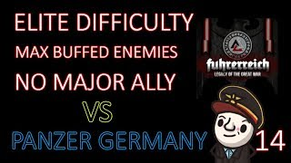 Hearts of Iron 4 - Hardest Possible Game - Fuhrerreich - Germany - Part 14