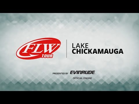 2019 FLW TV | Lake Chickamauga