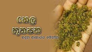 Hela Thunapaha - හල තනපහ  sri lanka Curry powder