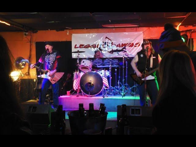 3 Legged Dawgs Live at Cimarron Bar, Tulsa OK