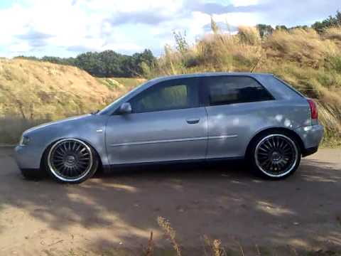 audi a3 8l quattro turbo on air 1 youtube. Black Bedroom Furniture Sets. Home Design Ideas