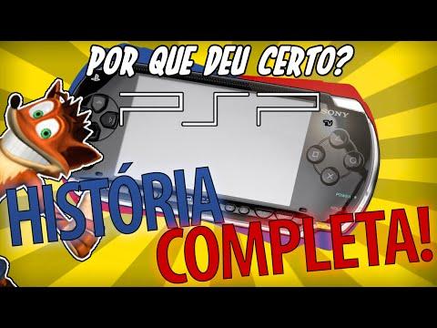 POR QUE DEU CERTO? Sony PSP (História Completa)