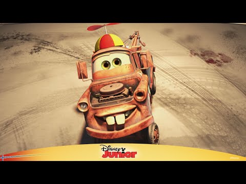 Biler: Da Taue-Bill var monstertruck-bryter - Disney Junior Norge