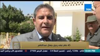 البيت بيتك - طاهر ابو زيد .. الرئيس السيسي هو امتداد لـ شخصية عبد الناصر التي اثرت في وجدان المصريين